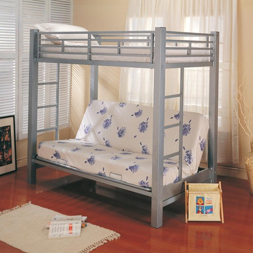 futon with bunk bed on top 2