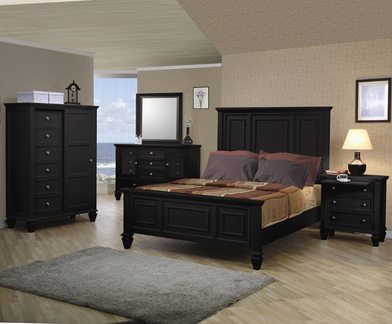 black furniture bedroom.  Coaster Bedroom Furniture Sleep Concepts Mattress Futon Factory Amish Rustics