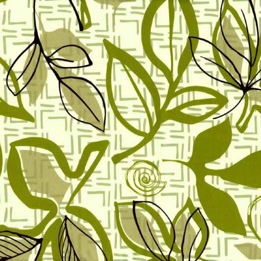 Tropical Futon Cover