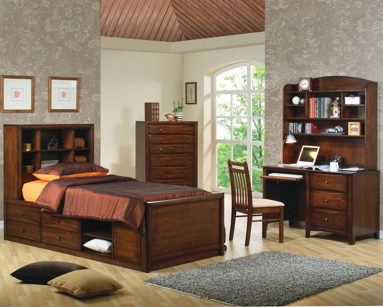Youth bedroom set by Coaster. Sleep Concepts Mattress   Futon Factory  Amish Rustics   Furniture