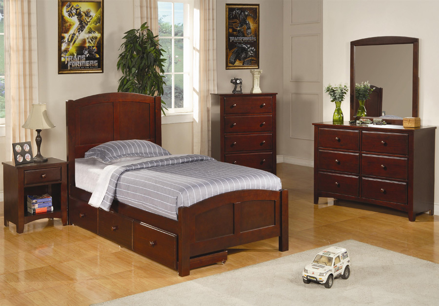 ... Youth Bedroom Set By Coaster ...