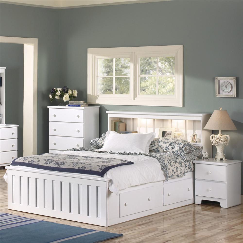 Bedroom Furniture: Bedroom Collections With Matching Desk