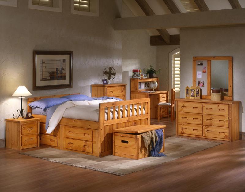 ... Youth Bedroom Set By Trendwood ...